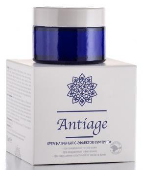 Antiage Крем нативный с эффектом лифтинга 30 мл Doctor Oil